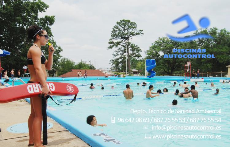 Normativa en criterios técnicos-sanitarios en piscinas