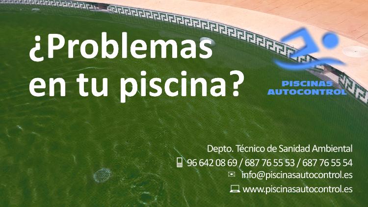 Solución a problemas comunes en piscinas