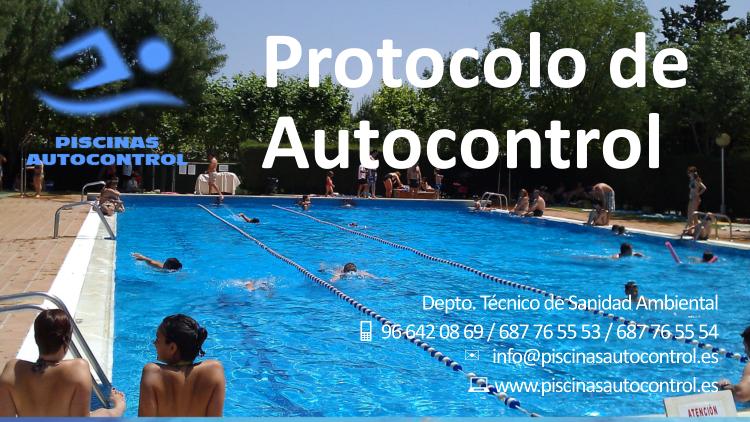 Protocolo de Autocontrol de piscinas en Valencia y Alicante